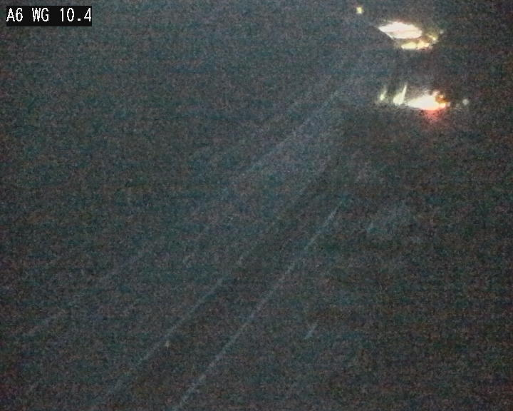Traffic live webcam Luxembourg Mamer - A6 - BK 10.4 - direction Luxembourg/France/Allemagne