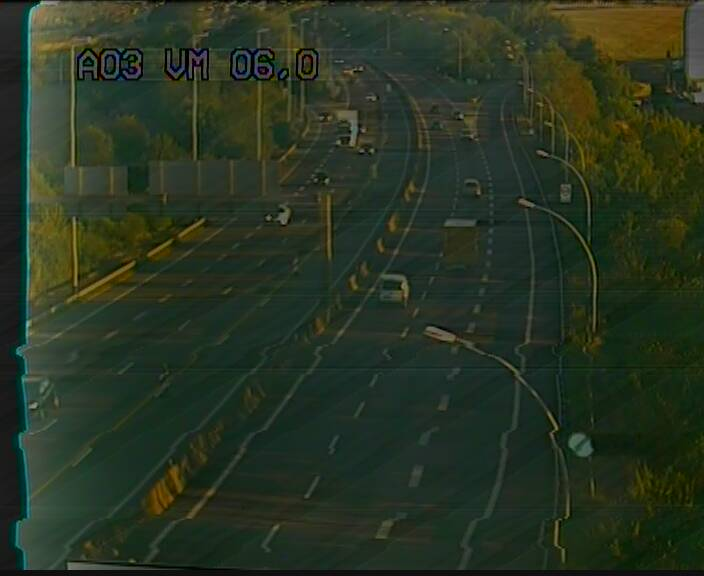 Traffic live webcam Luxembourg Aire de Berchem - A3 - BK 6 - direction France