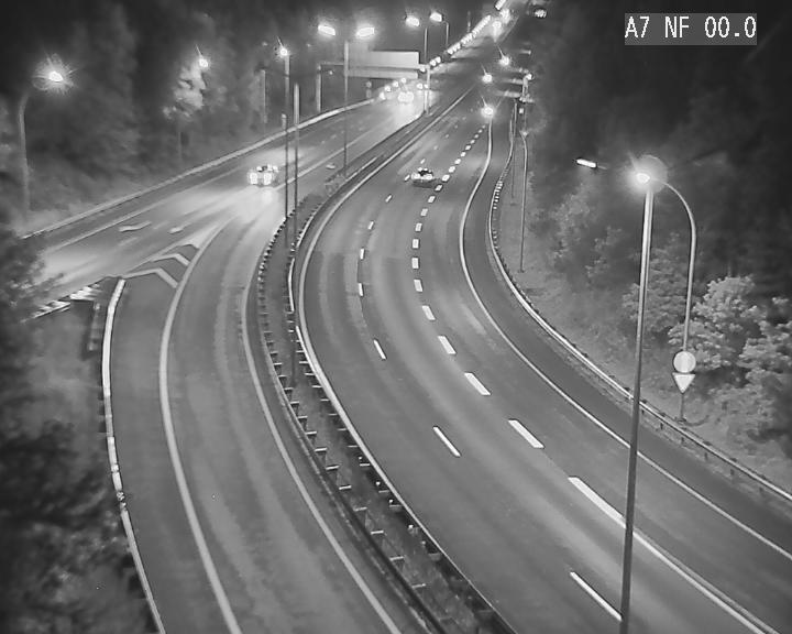Autoroute luxembourg camera