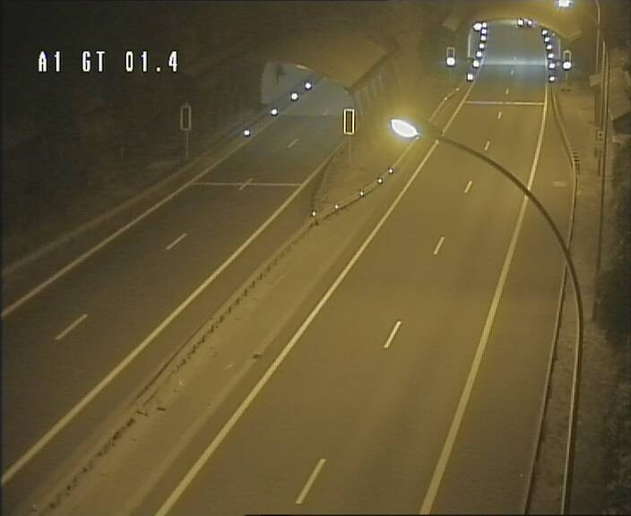 Traffic live webcam Luxembourg Hesperange - A1 direction Kirchberg - BK 1.4